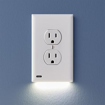 SnapPower Wallplates